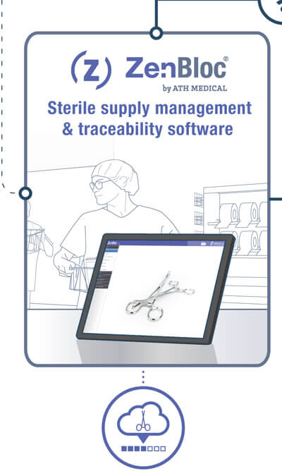 ZenBloc - Sterile supply management & traceability software