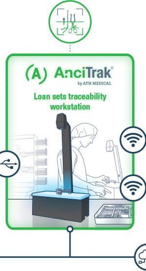 AnciTrak - Poste de traçabilité des ensembles de prêts