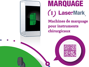 Consultez la apge du produit LaserMark