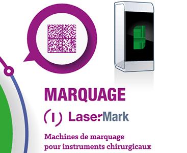 Consultez la page du produit LaserMark