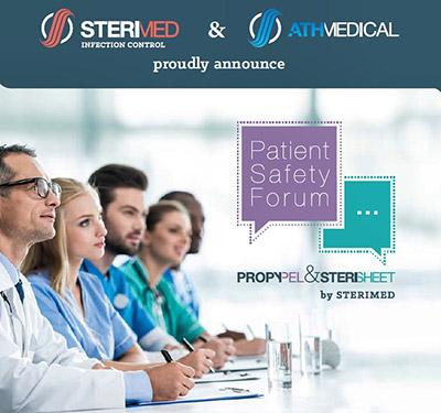 Patient Safety Forum Chengdu China 400x375